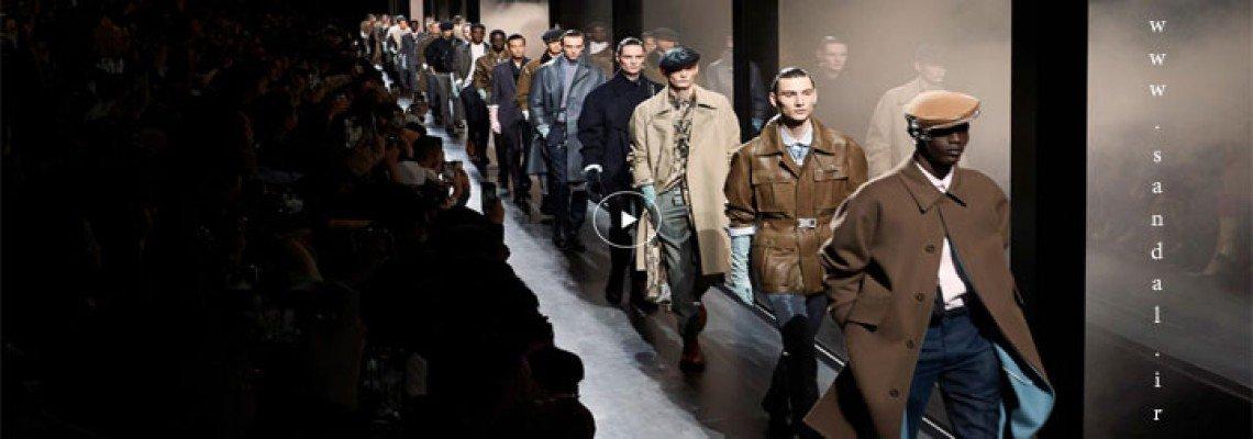 شوی لباس مردانه سال 2020 - 2021  دیور  | Winter 2020-2021 Men's Show