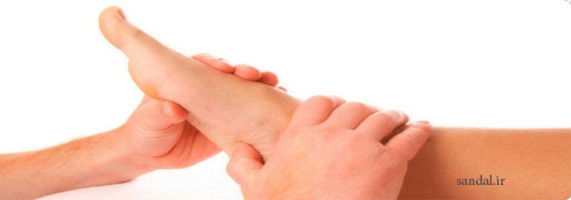 علل درد کف پا و راه درمان آن چیست؟