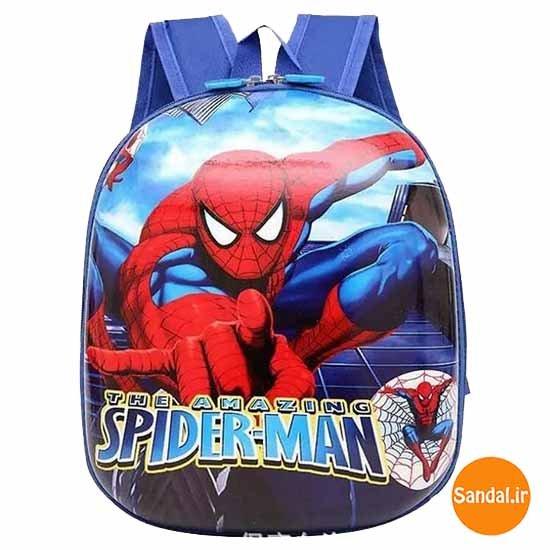 کوله پشتی اسپایدر من ( Spider Man )