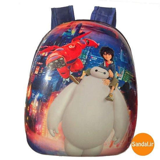 کوله پشتی بیمکس ( Baymax backpack )