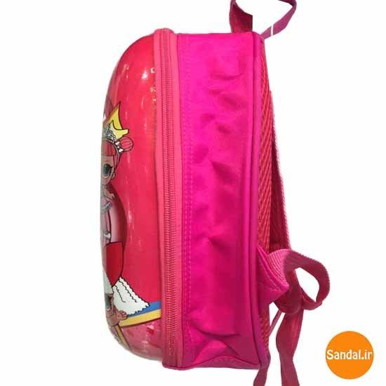 کوله پشتی ال او ال مدل 2443 ( LOL Backpack )