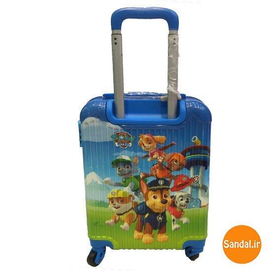 چمدان کودک سگهای نگهبان ( Paw Patrol Baggage )