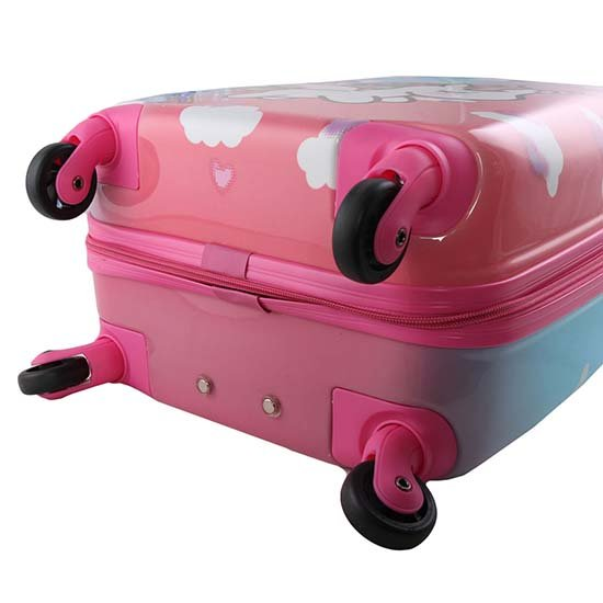 ست چمدان کودک یونی کرن مدل 2534 ( Unicorn Baggage )