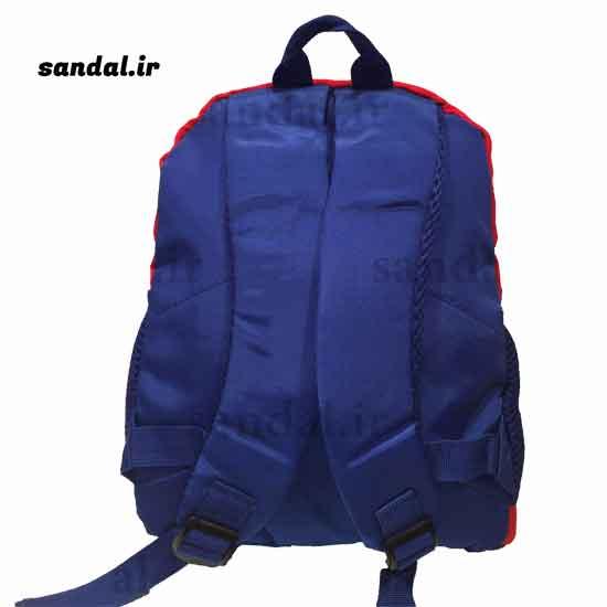 کوله پشتی اسپایدرمن 2432 ( Spider man Backpack )