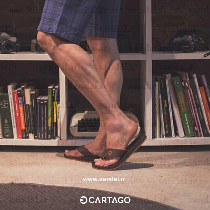 صندل مردانه کارتاگو